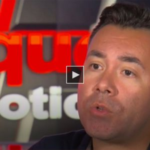 Azteca 48 news anchor Carlos Mahecha shares personal battle with Hepatitis A