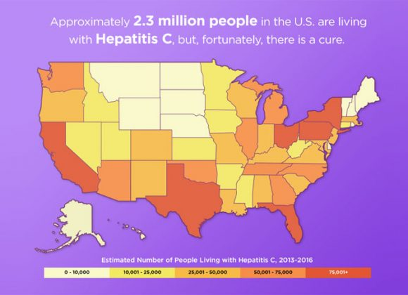 HepVu Releases State-Level Maps Showing Impact of Hepatitis C Epidemic Across the U.S. – HepVu