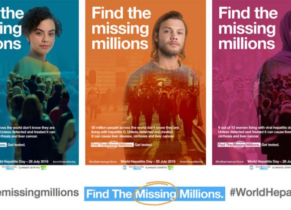"""""""Find the Missing Millions"""" on World Hepatitis Day"""